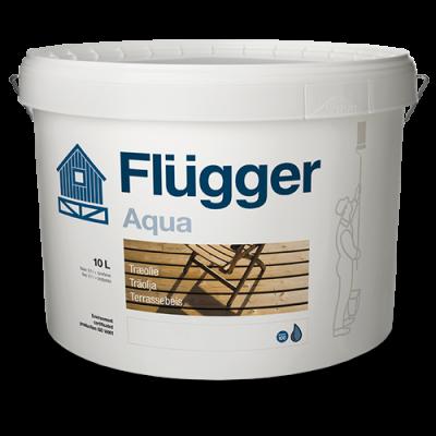Масло для террас, забора, мебели - Wood Oil Aqua Colourless