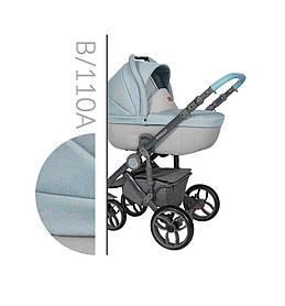 Универсальная детская коляска  BABY MERC BEBELLO  2 в 1 цвет B/110A