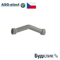 Полипропилен Обвод Короткий Ø20 Asg-Plast (Чехия)