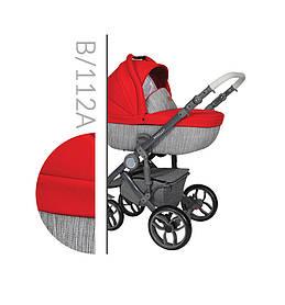 Универсальная детская коляска  BABY MERC BEBELLO  2 в 1 цвет B/112A
