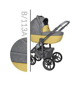Универсальная детская коляска  BABY MERC BEBELLO  2 в 1 цвет B/113A