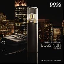Hugo Boss Boss Nuit Femme Eau de Parfum парфюмированная вода 75 ml. (Тестер Хуго Босс Найт Фем Еау Де Парфум), фото 3