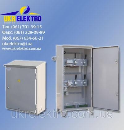 Ящики зажимов наружной установки типов ЯЗЗ-1 и ЯЗЗ-2 (ЯЗВ,ЯЗН,и др)