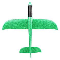 Планер метательный SUNROZ Ручной метательный планер, 480 мм Зеленый (SUN0204)