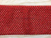 Резина ажурная детская 15,5 см. № 26