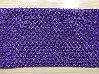 Резина ажурная детская 15,5 см. № 46