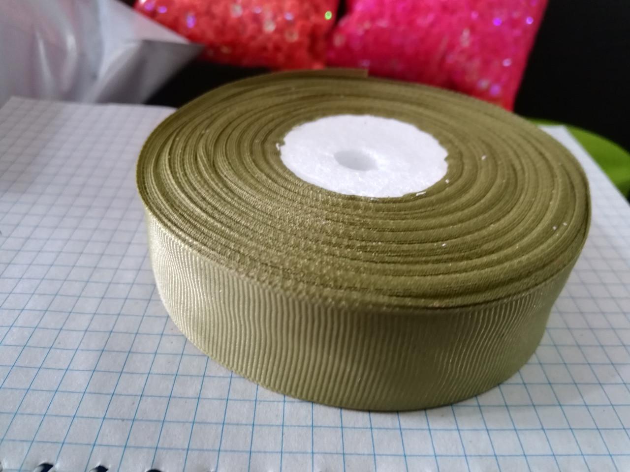 Репсовая лента 2.5см цвет 18