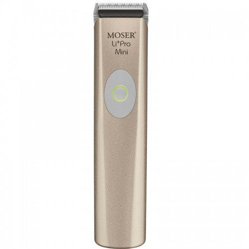 Триммер для окантовки Moser Li+Pro Mini Gold Rose 1584-0053