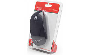 Мышь Gembird MUS-103-W USB White, фото 2