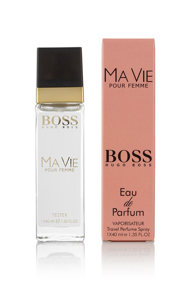 40 мл мини парфюм Hugo Boss Ma Vie Pour Femme ж продажа цена в харькове парфюмерия женская от