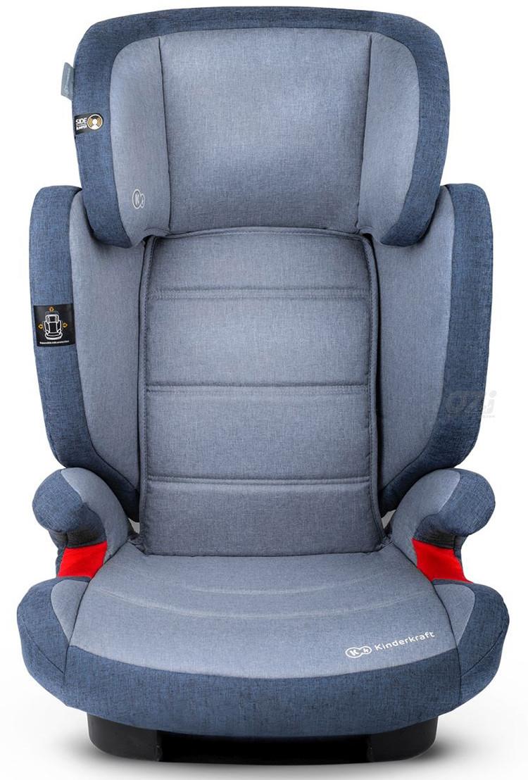 Автокресло KinderKraft EXPANDER ISOFIX 15-36 кг синее