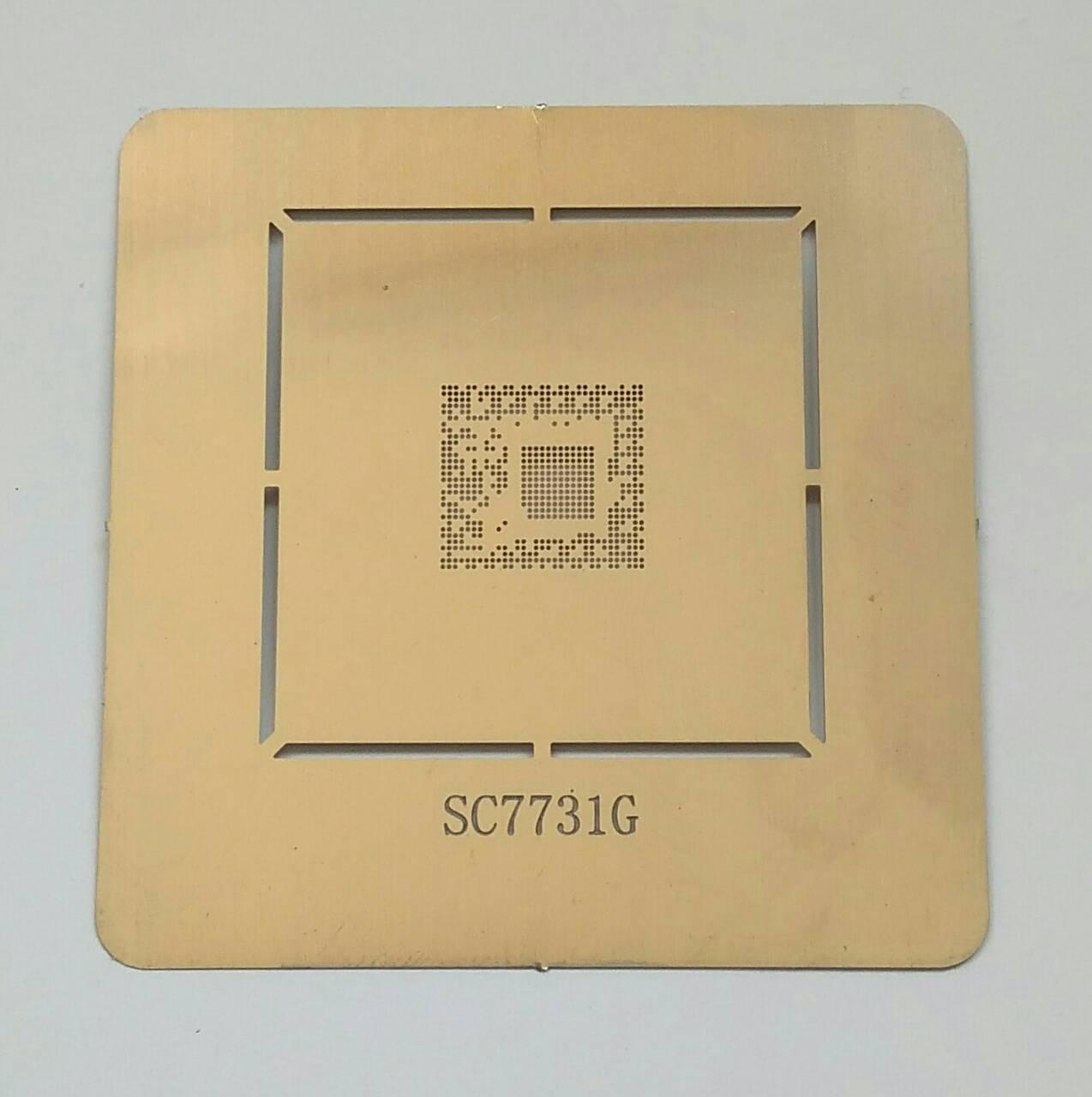 BGA трафарет SC7731G