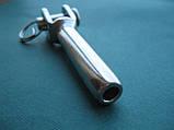 ESS нержавеющий наконечник для троса, вилка для леерного ограждения., фото 7