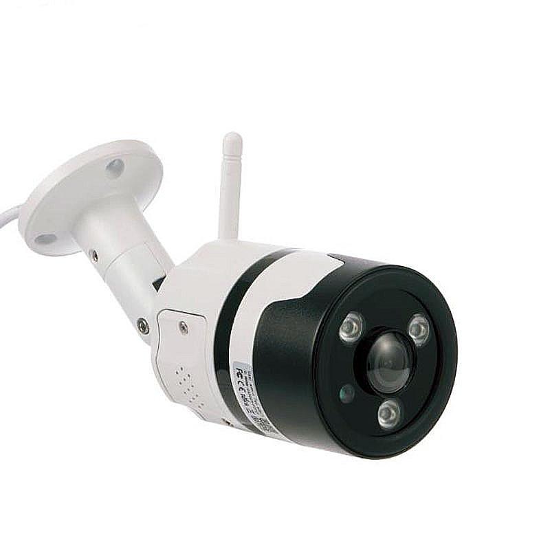 Широкоугольная уличная WiFi IP камера Wanscam HW0034 2MP FullHD 180