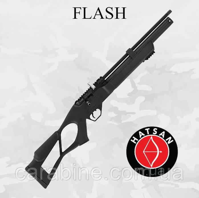 Hatsan Flash, PCP пневматическая винтовка (Хатсан Флеш)