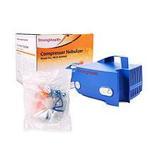 Ингалятор домашний небулайзер компрессорный сертификация FDA  (115 В), фото 3