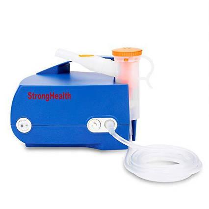 Ингалятор домашний небулайзер компрессорный сертификация FDA  (115 В), фото 2
