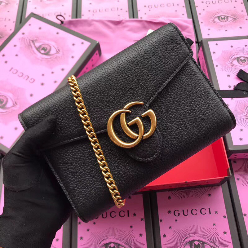 Кошелек-клатч от Gucci женский