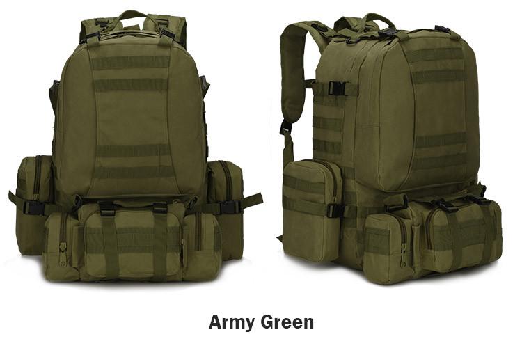 Военный рюкзак 60 литров