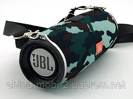 JBL Charge 3 mini A+ в стилі xtreme, портативна колонка з Bluetooth FM MP3, Squad камуфляжна, фото 3