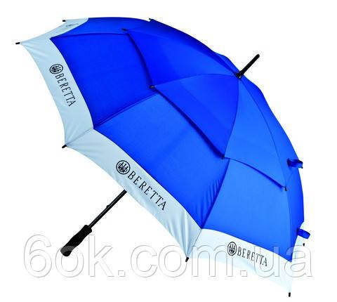 "Зонт складной ""Beretta"" синий"