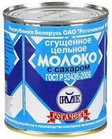 Сгущённое молоко Рогачев (Ж/Б) 380г Беларусь