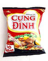 Лапша быстрого приготовления со вкусом говядины Cung Dinh Micoem 80 г, фото 1