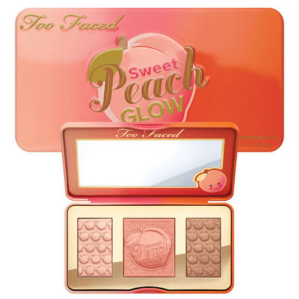 Палитра для лица TOO FACED Sweet Peach Glow  , фото 2