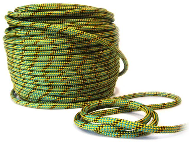 Канати та шнури з синтетичних волокон
