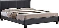 Кровать двухспальная Джаспер 160х200 черный