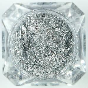 Паутинка Magic Foil AGF-205 №1 серебро