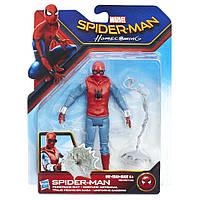 """Фигурка Человек-паук в самодельном костюме из к/ф """"Возвращение Домой"""" - Spider-Man, Homemade Suit, Hasbro"""