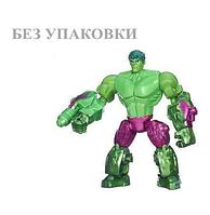 "Разборная фигурка Халк ""Машерс"" - Hulk, Mashers, Hasbro, фото 1"