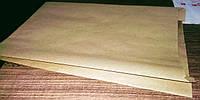 Пакет бумажный саше 400х250х80 крафт бурый вторичный