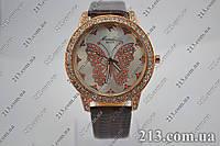 Часы с бабочкой женские