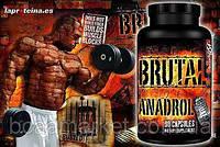 Тестостероновый бустер BioTechUSA Brutal Anadrol,  90 caps