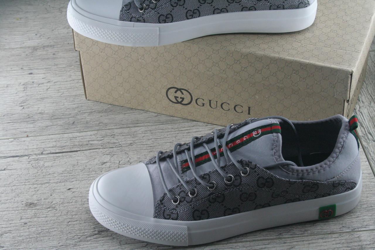 Кроссовки, кеды, мокасины реплика Gucci, обувь мужская, спортивная, повседневная