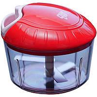 ТОП ВЫБОР! Кухонный измельчитель Crank Chop - 1000553 - измельчитель продуктов, овощерезка, измельчитель овощей, комбайн измельчитель, накрошить