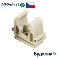 Крепеж Для Полипропиленовой Трубы Ø32 Asg-Plast (Чехия)