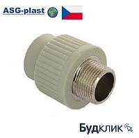 Полипропиленовая Муфта 32Х3/4 Рн Asg-Plast (Чехия)