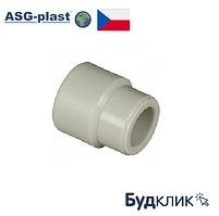 Полипропиленовая Муфта Переходная Ø75Х50 Asg-Plast (Чехия)