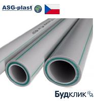 Труба Полипропиленовая Asg Faser Pn20 Ø75Х12,5 Стекловолокно (Чехия)