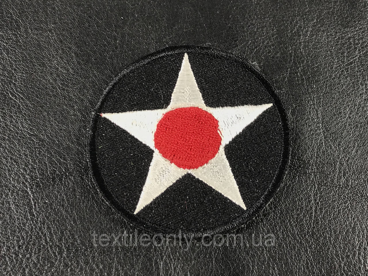 Нашивка Звезда (star) 60 мм