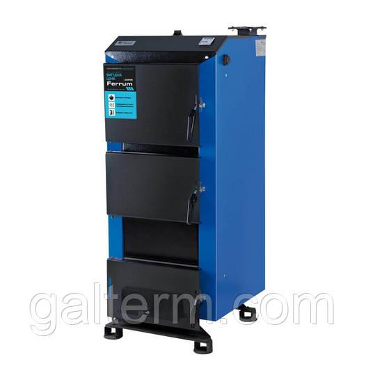 Котел твердопаливний Thermo Alliance Ferrum SF 26-30 (4мм)