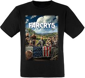 Футболка Far Cry 5 (чёрная)