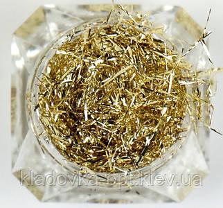 Паутинка Magic Foil AGF-205 №4 золото