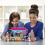 My Little Pony Девочки эквестрии грузовик суши Equestria Girls Rollin' Sushi Truck Minis, фото 3