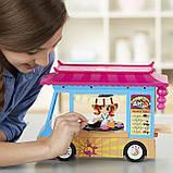 My Little Pony Девочки эквестрии грузовик суши Equestria Girls Rollin' Sushi Truck Minis, фото 4