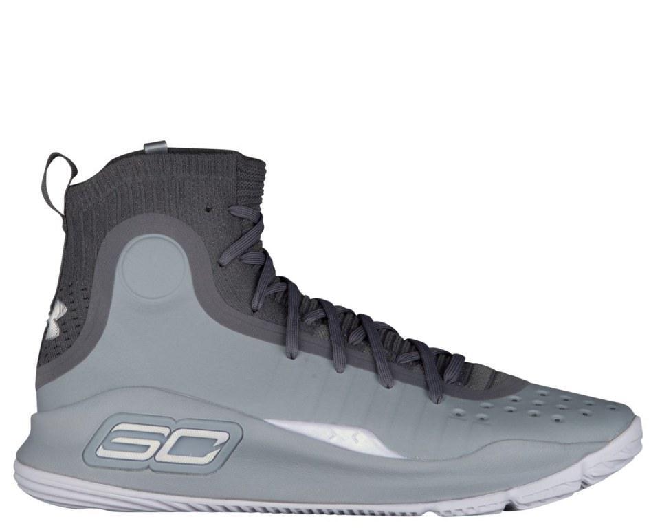Баскетбольные кроссовки Under Armour Curry 4