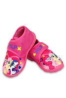 Тапочки утепленные для девочек оптом, Disney, 24-29 см,  № 860-565